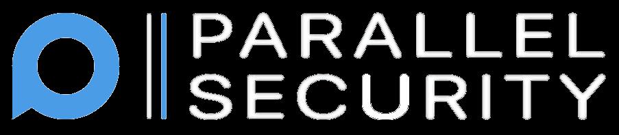Parallel Security Logo 2021 Light